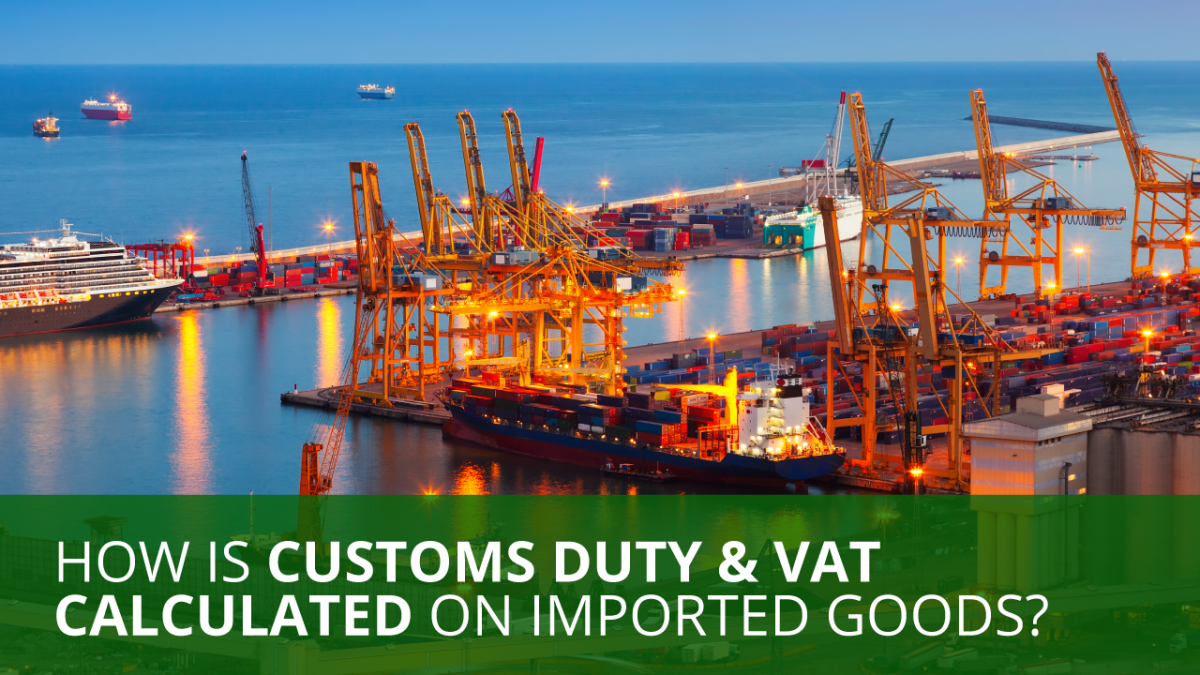 customs duty, imports, exports, sean freight, air freight, freight forwarding