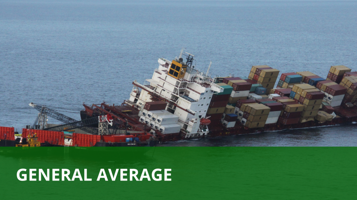 General Average, Shipping, Imports, Exports, maritime insurance, forwarding