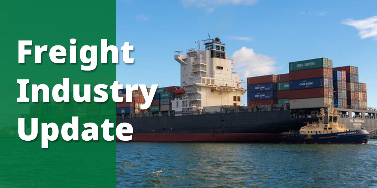 freight industry update